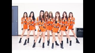 GIRL'S GENERATION - Catch Me If You Can Cover by Deli Project from Thailand