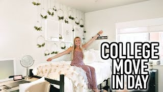 College Move In Vlog   Moving Into My Sorority House   Arizona State University