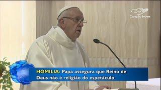 Papa ensina que esperança na vida é que faz crescer o Reino de Deus - CN Notícias