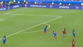 Gol de Eder vs Francia FINAL EUROCOPA 2016