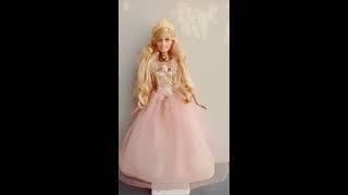 Minha boneca  Barbie Anneliese-A princesa e a plebéia