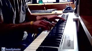 La La La Naughty Boy ft. Sam Smith- piano cover (Kamil_Polak)