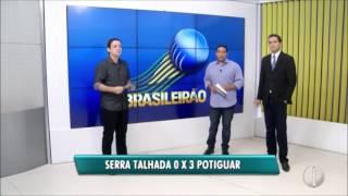 Bom Dia RN - Globo-RN 1x1 América-PE
