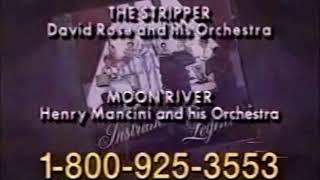 Instrumental Legends CD  tv commercial