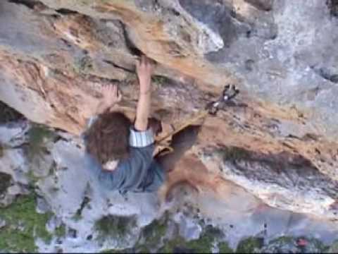 Climbing in Morocco