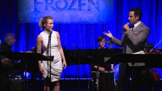 """""""Love Is An Open Door"""" Performed by Kristen Bell and Santino Fontana"""