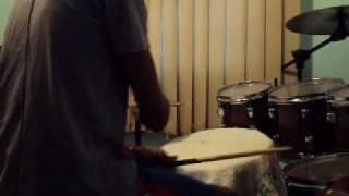 Chora me liga - (Drums Cover)