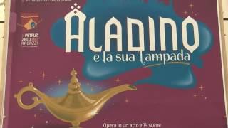 """Al Teatro Petruzzelli di Bari, la nuova produzione """"Aladino e la sua lampada"""""""