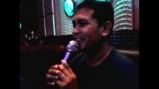 Cenderawasih~Karaoke Time Cover By Ratno(Video Recorded By My Kakis)