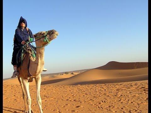abebekun通信:Morocco アトラスを越えサハラへ編
