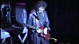 TONY IOMMI GUITAR SOLO