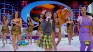 Carrossel - Larissa Manoela cantando Mexe Mexe ( Maria Joaquina )