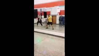 Pra todas elas - Maneirinho Feat. Anitta -Rafael Diniz  (Aula de Ritmos)