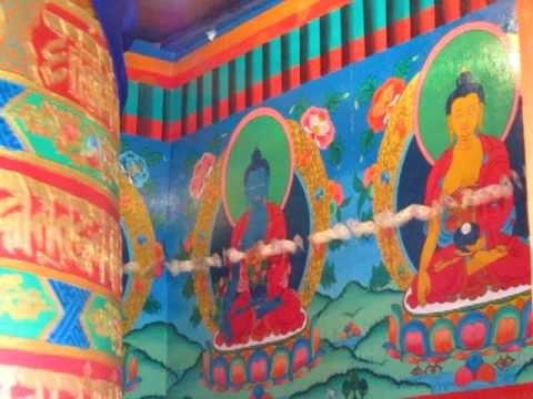Rodillo de oración, Himalayas