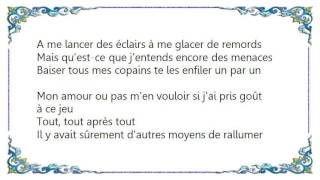 La Femme - Nous Étions Deux Lyrics