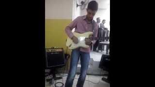 Guitarra-Venha o Teu Reino-Davi Sacer- Cover