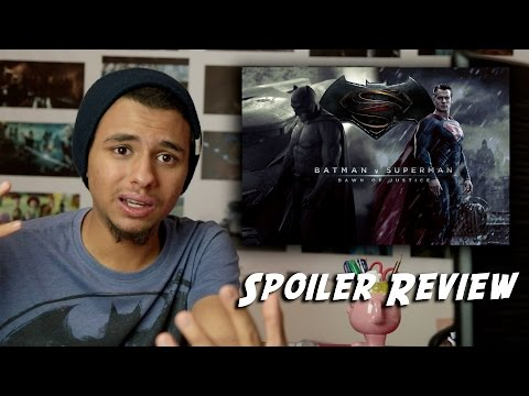 Batman vs Superman Spoiler Movie review - مراجعة لفيلم Batman vs Superman مع حرق !