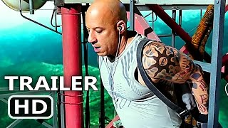 xXx 3: Return of Xander Cage (2017) Jungle Ski Clip Vin Diesel Action Movie HD