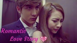 Latest Romantic Love story   Hindi Love Songs  Korean mix Hindi songs 2018