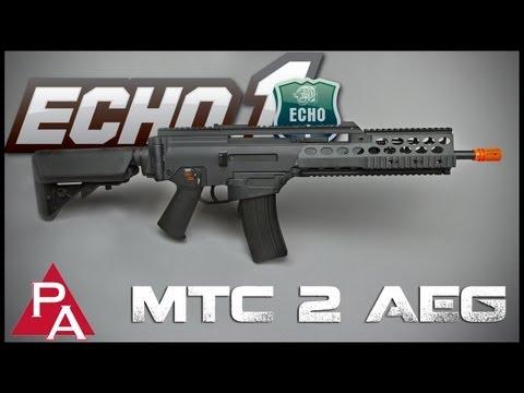 Video: Echo1 MTC2 Airsoft AEG - PyramydAir.com - Tominators Slideshow | Pyramyd Air
