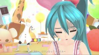 [Project Diva F 2nd - EDIT PV] Romantic Breaker - Hatsune Miku (vietsub)