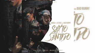 BAD BUNNY - SEXTO SENTIDO LETRA  (Versión Cumbia) ft Gigolo y La Exce