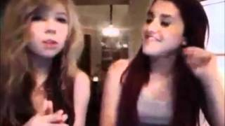Ariana Grande & Jennette McCurdy sings Baby of Justin Bieber [HD] [& 1080p]