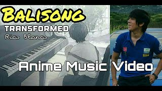 AMV Balisong 214 intro - Rico Blanco Everything I Wanted (Piano) - KiKOMi - Anime Music Video Cover
