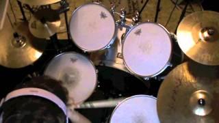 Ellie Goulding - Starry eyed (drum cover)
