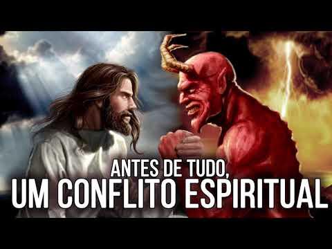 Análise de Cenário - Antes de tudo, um conflito espiritual