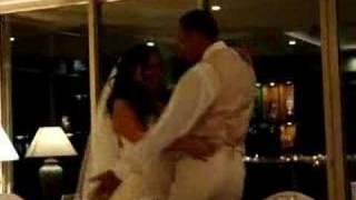 Beyonce and Jay-Z Wedding - Deja Vu Dance!!!