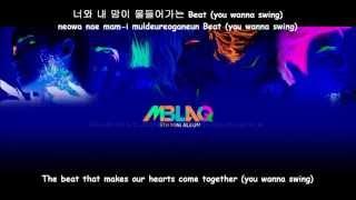 MBLAQ - Sexy Beat (Intro) [English subs + Romanization + Hangul]