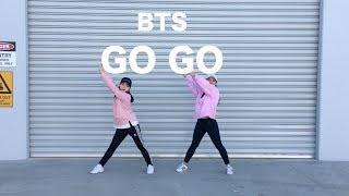 BTS (방탄소년단) - Go Go (고민보다 Go) dance cover by 155cm