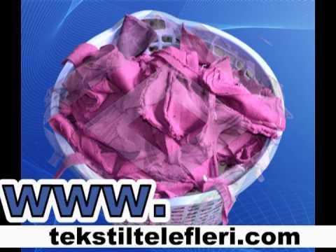tekstil telefleri atıkları fireleri gaziantep arabanlı hüseyin mrc tekstil