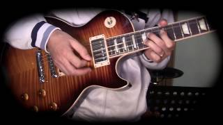 Metallica - Nothing Else Matter GUITAR SOLO - Covered with Les Paul & Kemper Amp