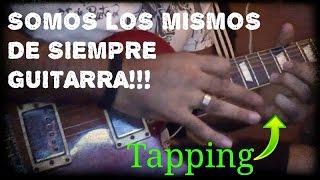 SOMOS LOS MISMOS DE SIEMPRE - LA RENGA - COVER HD GUITARRA