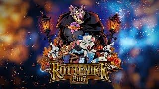 DJ Kalle - Rottenikk 2017 (feat. Lættis Weed)