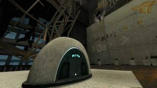 """Portal 2 Music Video PORTAL2NATIONALEXILE """"Exile, Vilify"""" (The National) Contest Entry"""