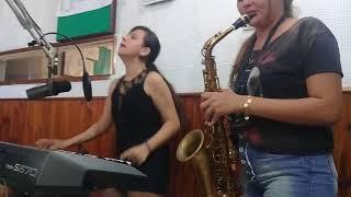Vanessa Dos Teclados  Ao Vivo  Radio Primeira Capital Oeiras Piauí