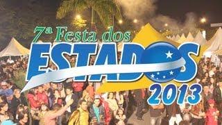 Festa dos Estados 2013