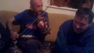 Stevo violina, Petra i Mato, stari cigan vatru širi
