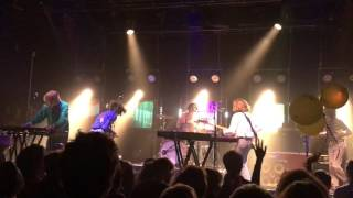 Parcels - Printemps de Bourges 2017 - Live au 22
