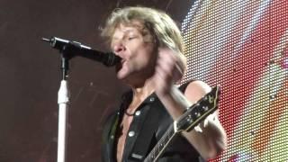 Bon Jovi - Start Me Up (Rolling Stones Cover) Sydney Football Stadium 17.12.10 HD
