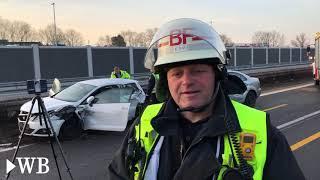 Schwerer Unfall auf der A2: Schlagerstar Saban Saulic aus Serbien tot