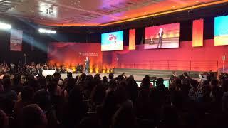 Bruce Dickinson en Semana del Emprendedor 2017