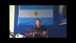 Verano Azul - Pablo (Drum Cover)