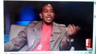 Ludacris Saying That I Bribe Justin Bieber.  CLASSIC