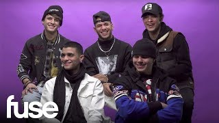 CNCO Shares Their Spiciest DMs | Slide Into My DMs