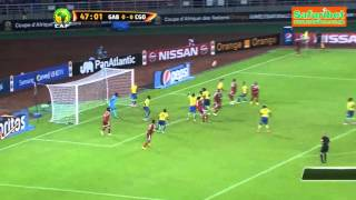 Gabon vs Congo 0:1 (AFCON 2015)