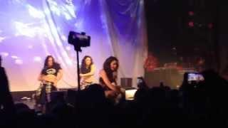Jasmine V - One Night (Live) Reflection Tour NYC 03/23/15
